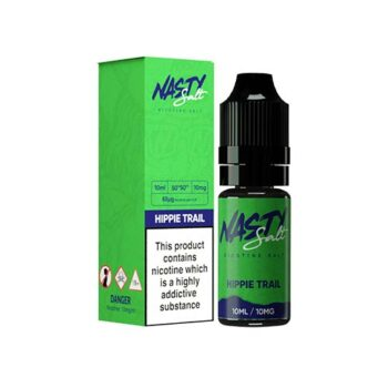 NASTY SALTS HIPPIE TRAIL 50/50 20MG 10ML
