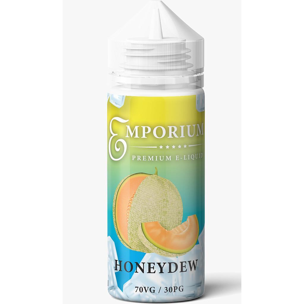 EMPORIUM ICE HONEYDEW 70/30 0MG 120ML SHORTFILL