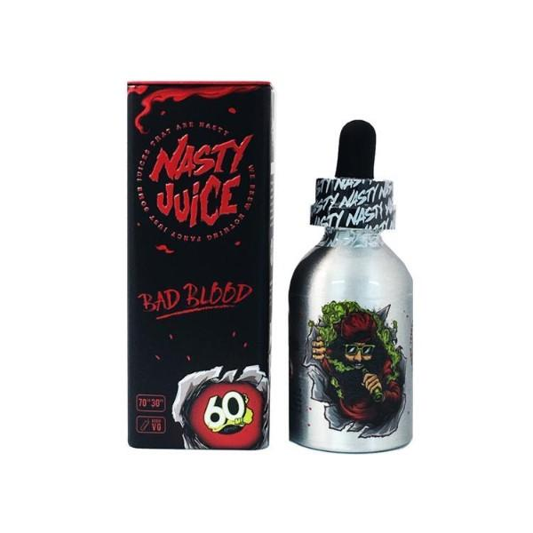 NASTY JUICE BAD BLOOD 70/30 0MG 60ML