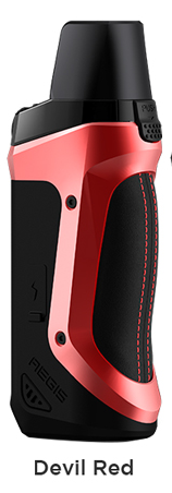 AEGIS BOOST POD KIT DEVIL RED