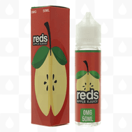 REDS APPLE JUICE APPLE 70/30 0MG 60ML