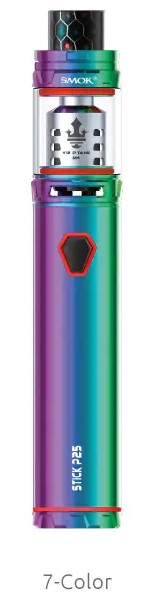 SMOK PRINCE P25 KIT RAINBOW