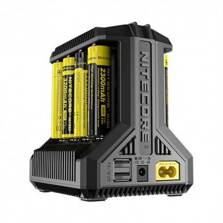 NITECORE 8 BAY CHARGER