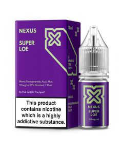 NEXUS SALTS SUPER LOE 20MG 10ML