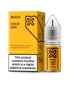 NEXUS SALTS COCO SUN 10ML 10MG