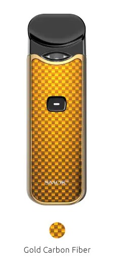 SMOK NORD KIT GOLD CARBON