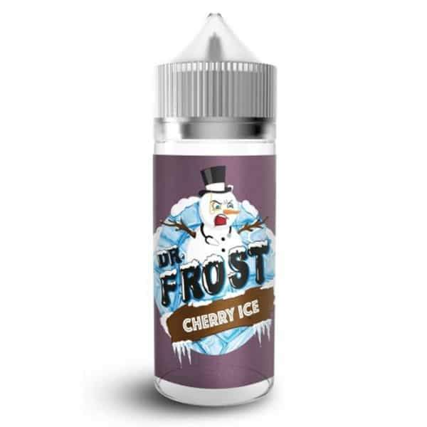 DR FROST CHERRY ICE 70/30 0MG 100ML SHORTFILL