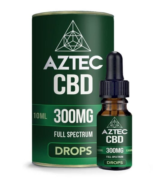 AZTEC CBD OIL 300MG
