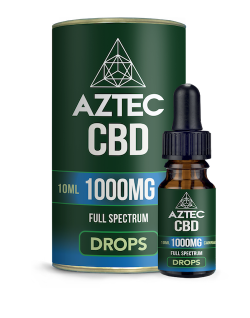 AZTEC CBD OIL 1000MG