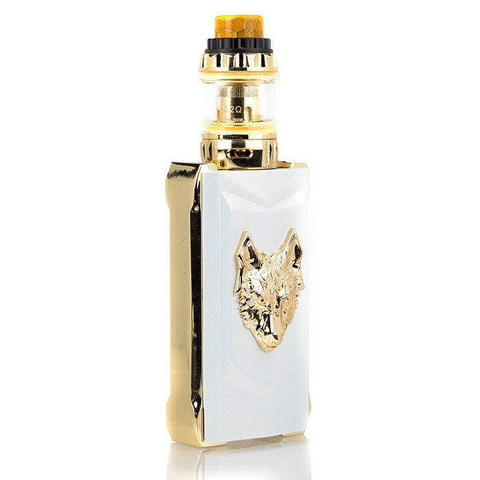 SNOW WOLF MFENG-T KIT PEARL WHITE AND GOLD