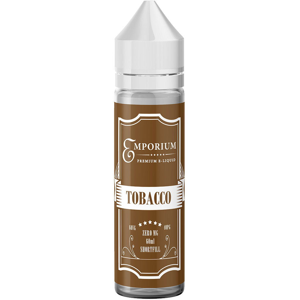 EMPORIUM UK TOBACCO 60/40 0MG 60ML