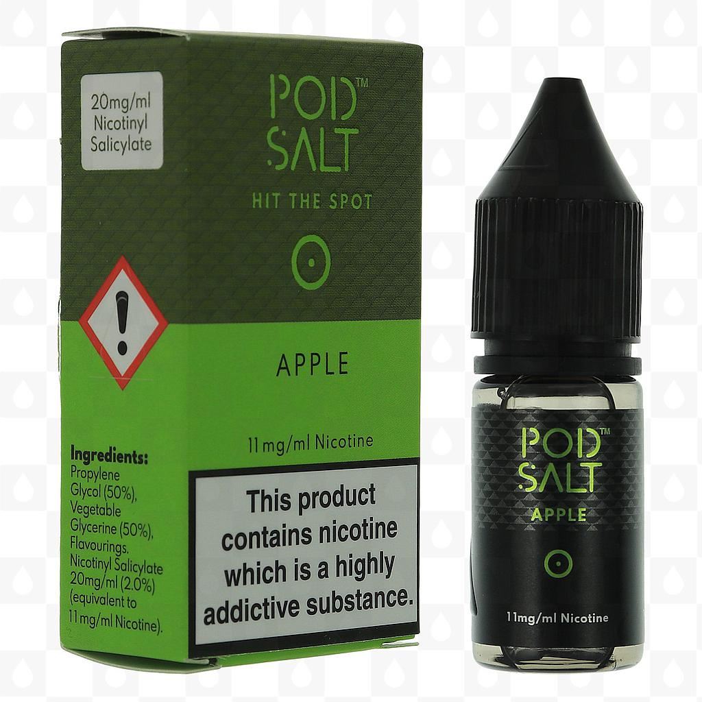 POD SALT APPLE 10ML 20MG