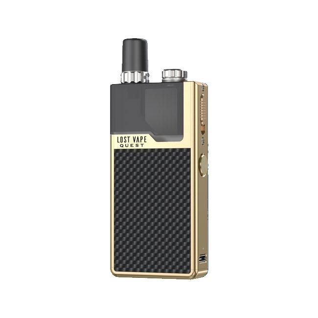 LOST VAPE ORION GOLD WEAVE